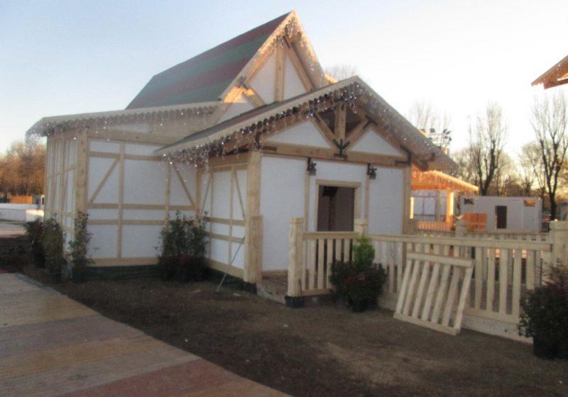 Constructii Case pe structura din lemn – Torino 2016, Italia