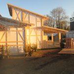 constructii case pe structura din lemn Torino, Italia